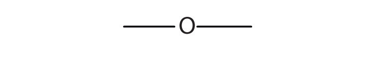 Functional Group of ether group.