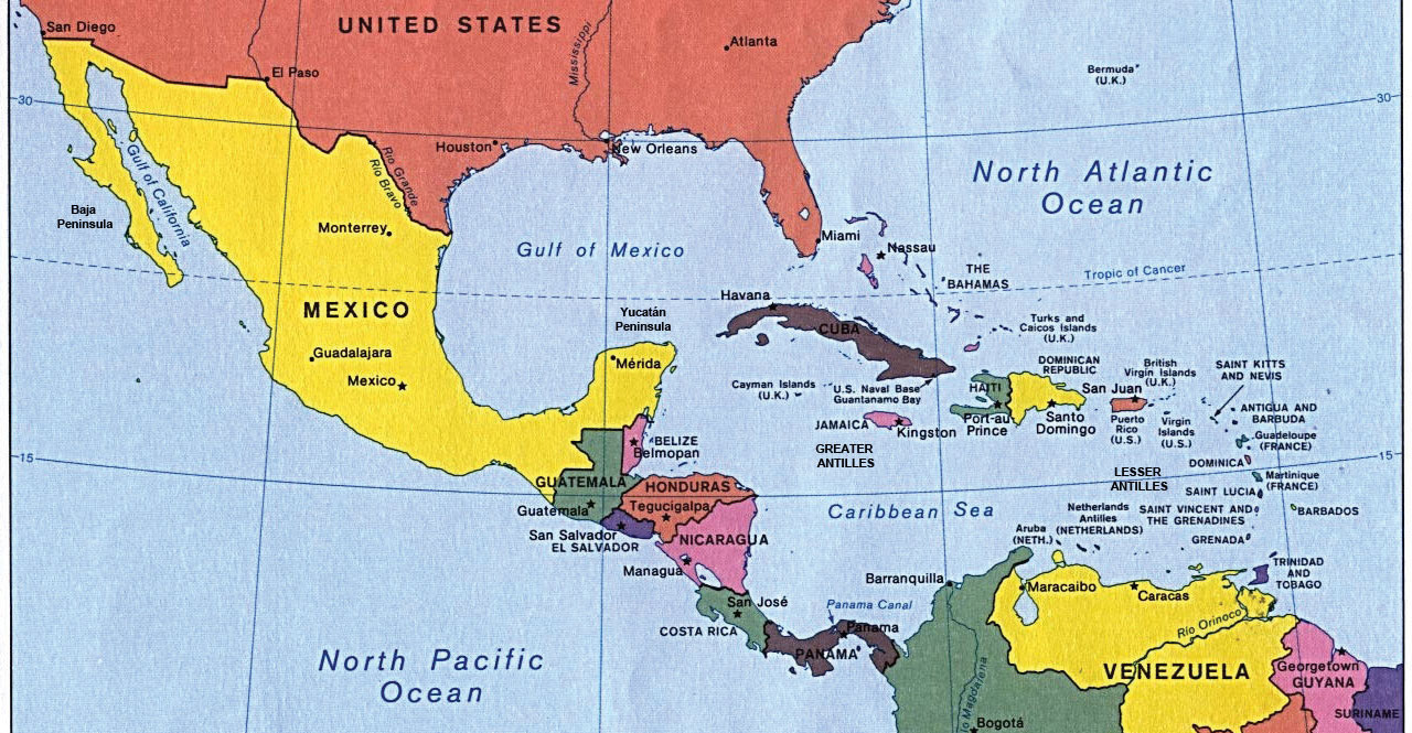 map of united states and south america.html with S08 Middle America on アメリカ合衆国南東部 further 10638 satellite Map Of North America also Blank Map Of North America together with Biome Map Of North America moreover Map Usa And Central America.
