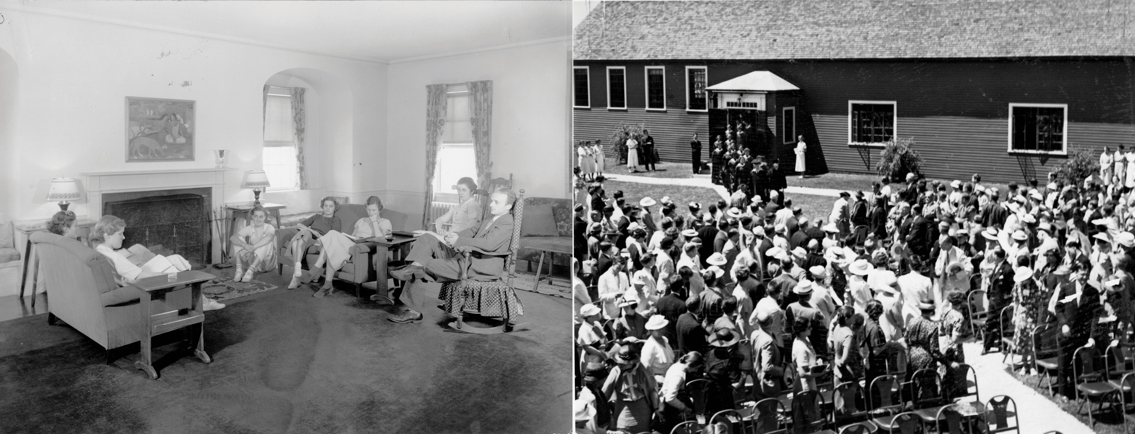 political culture and socialization women at bennington college in the 1930s became active in community affairs as a result of their political socialization in college