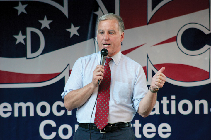 The Candidacy Of Governor Howard Dean Who Was Vying For Democratic Presidential Nomination In 2004 Derailed After A Video Scream He Let Out