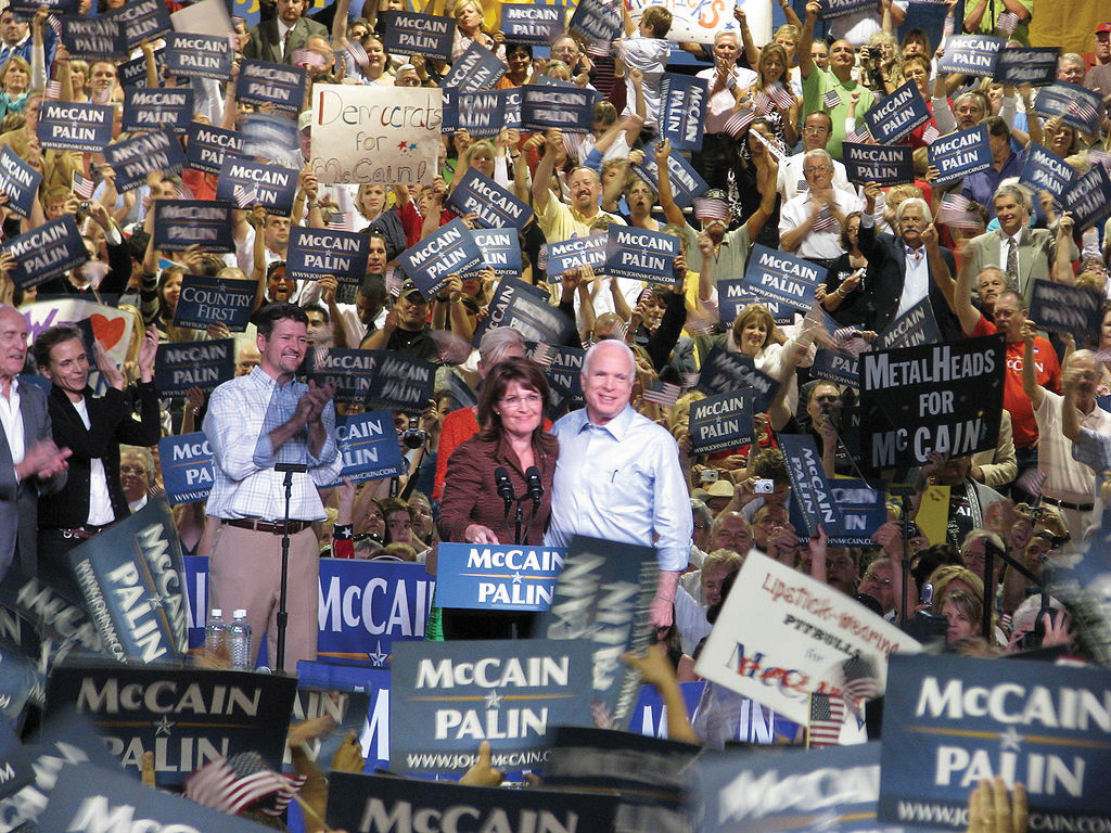 In 2008 Republican Candidate John McCain Criticized His Democratic Opponent Barack Obama For Failing To Use Public Financing Presidential Bid