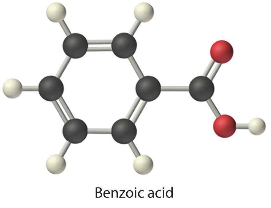 Benzoic Acid Lewis Dot Structure Energy Changes in Chem...