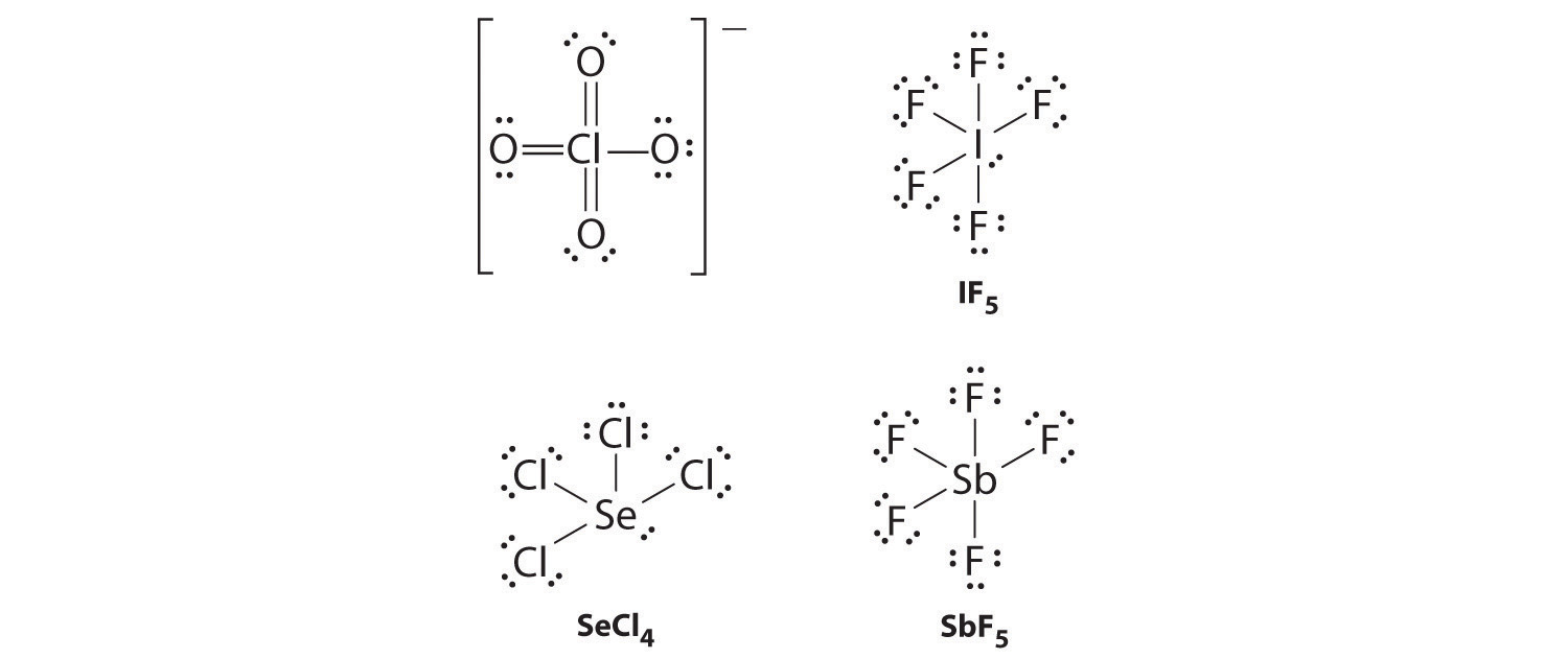 Iodate Lewis Structure