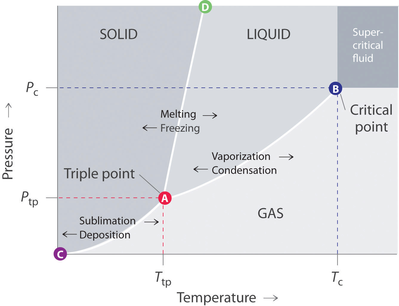 Phase Diagram Critical Point.Phase Diagrams