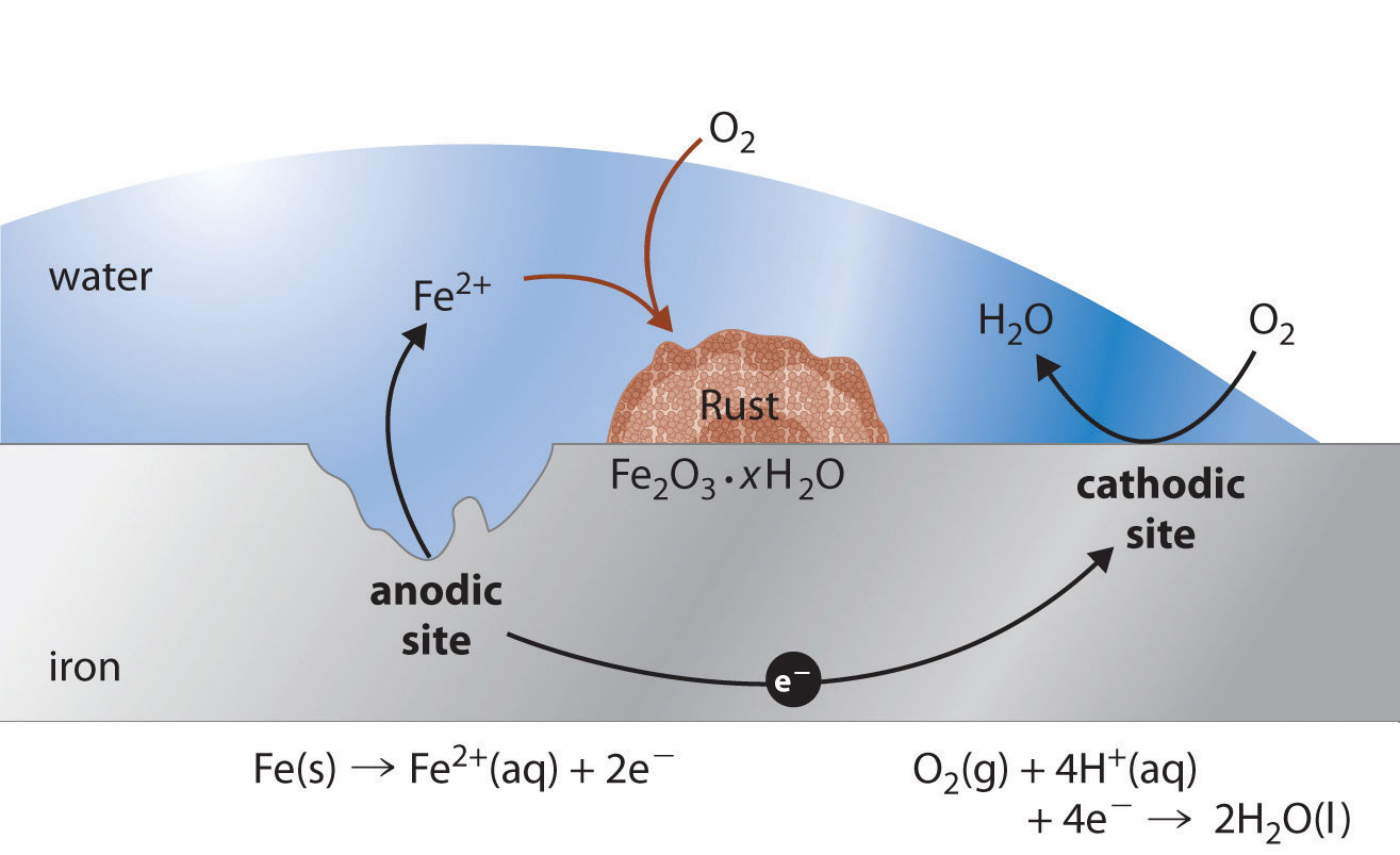 factors affecting the oxidation of iron alloys • factors affecting creep  using the larson–miller data for s-590 iron shown in the figure below,  -chromium provides oxidation resistance (1000 oc).