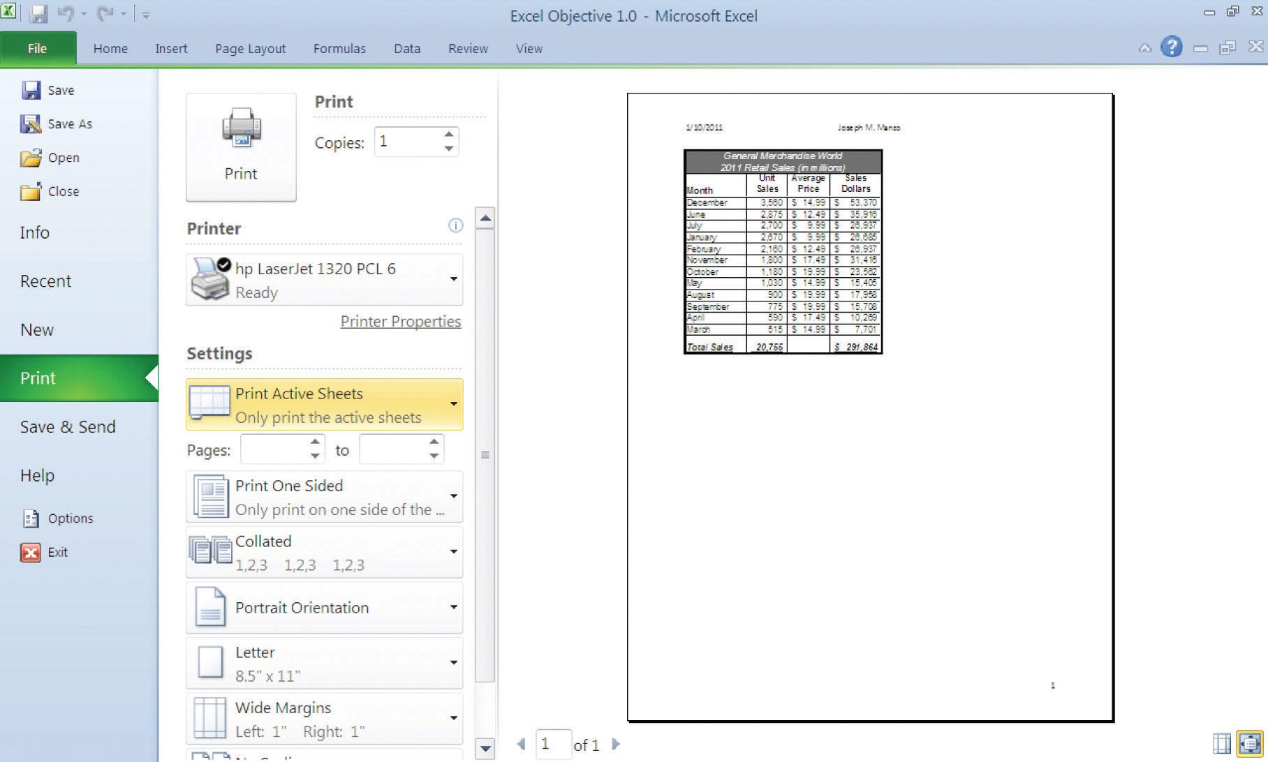 worksheet How Do You Print All Worksheets In Excel printing key takeaways