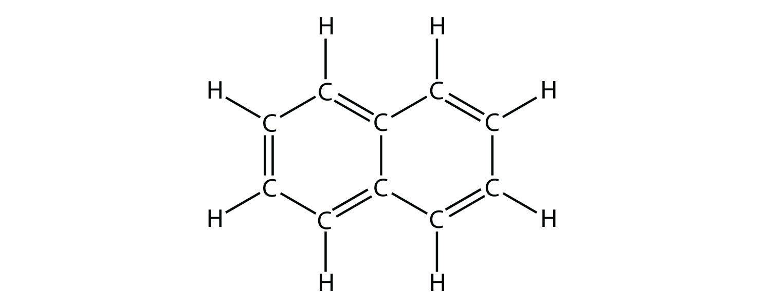 Example of aromatic molecule.