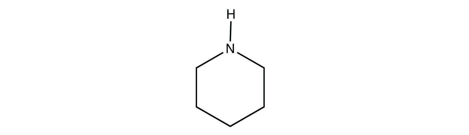 - Example of secondary amine