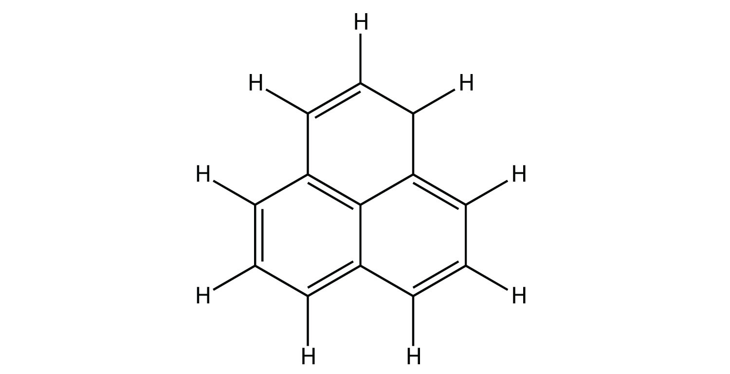 - Example of aromatic molecule