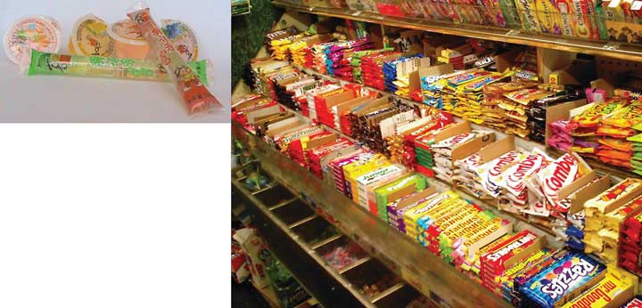 convenience goods examples