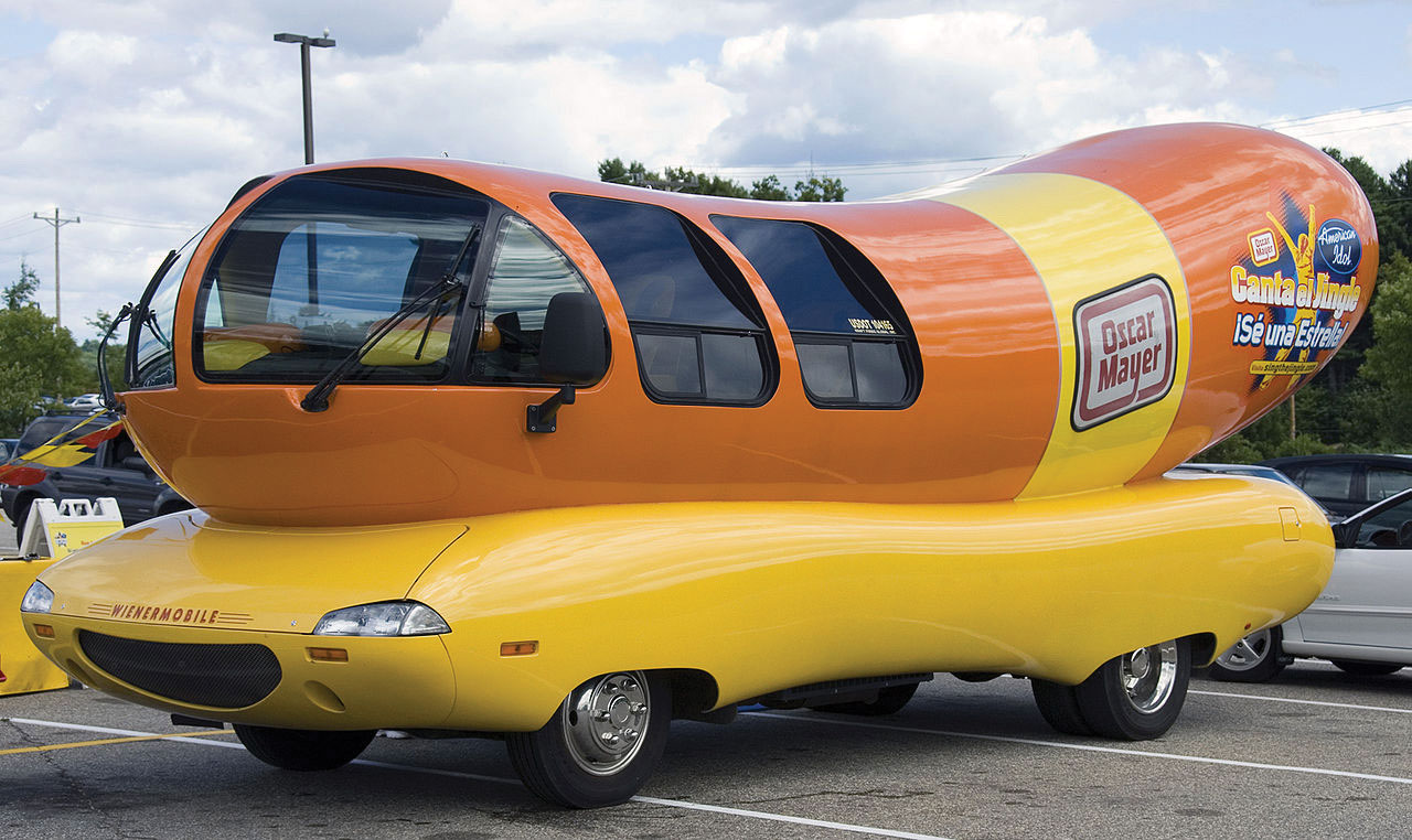 S14 Integrated Marketing  munica on oscar mayer wienermobile contest