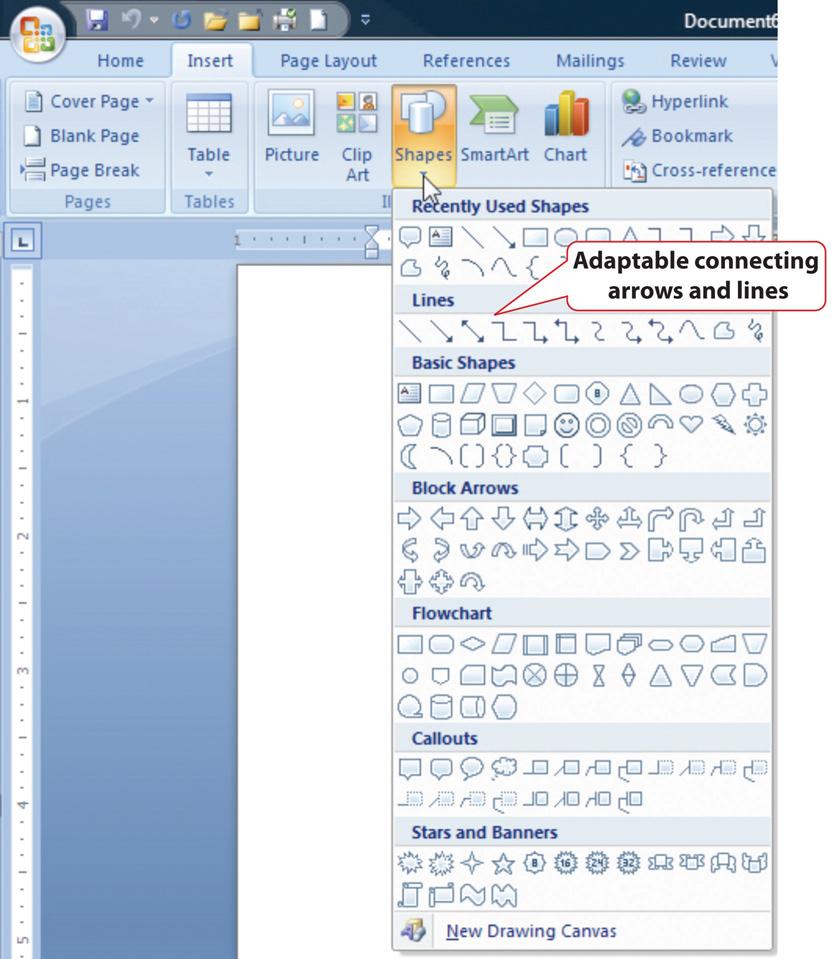 Selecting Software Block Diagram Microsoft Word Diagrams