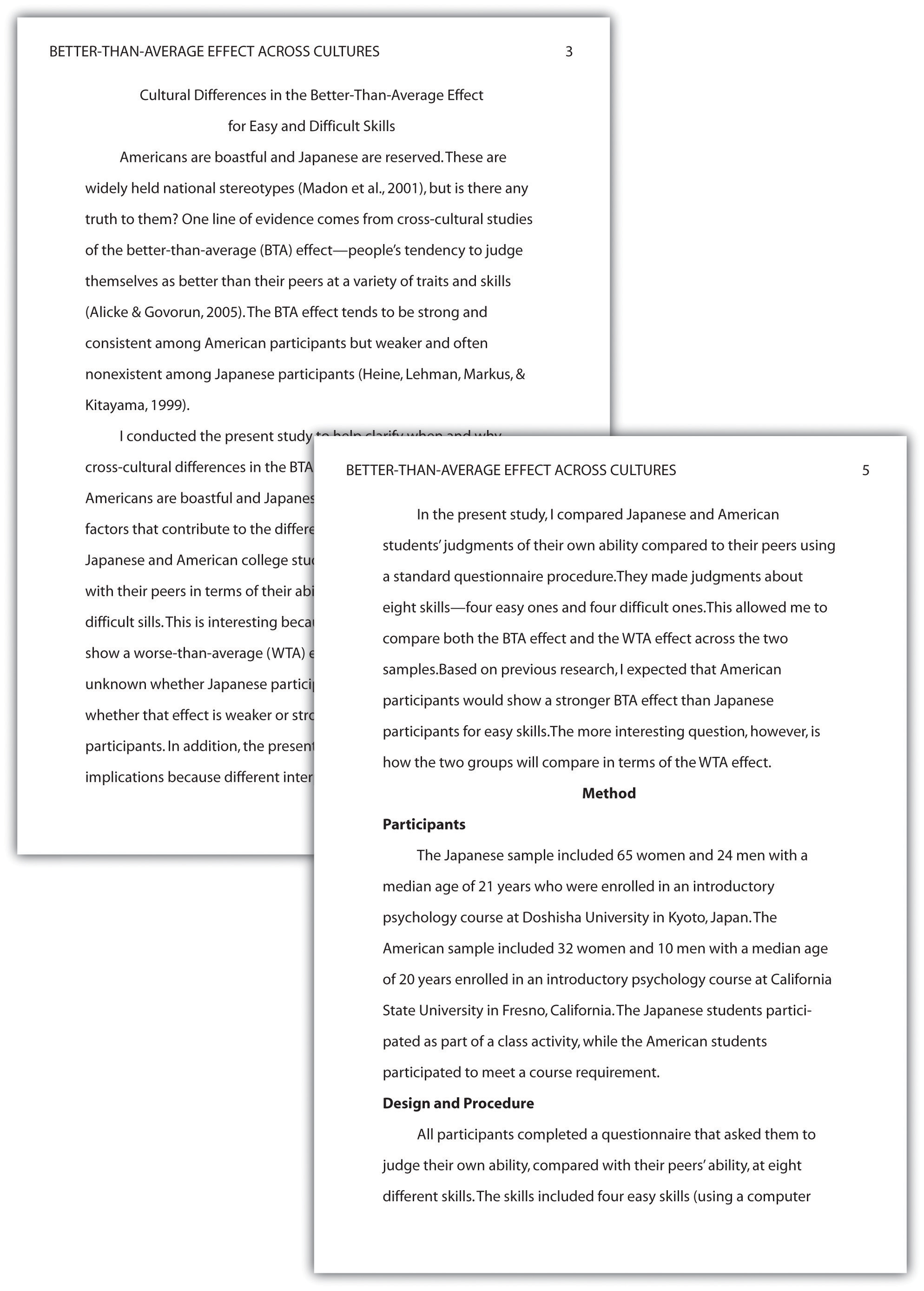introductions for apa style research papers Get a sample dissertation, thesis example and research proposal sample from mastersthesiswritingcom for free citation style: apa download sample methodology you can order plagiarism-free thesis and dissertation papers, proposals, introductions, abstracts, conclusions, etc.