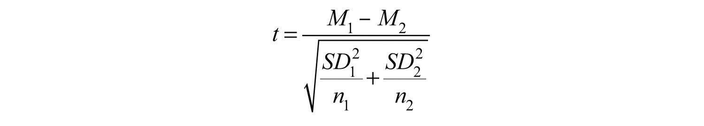 T Test Equation One Sample - Jennarocca