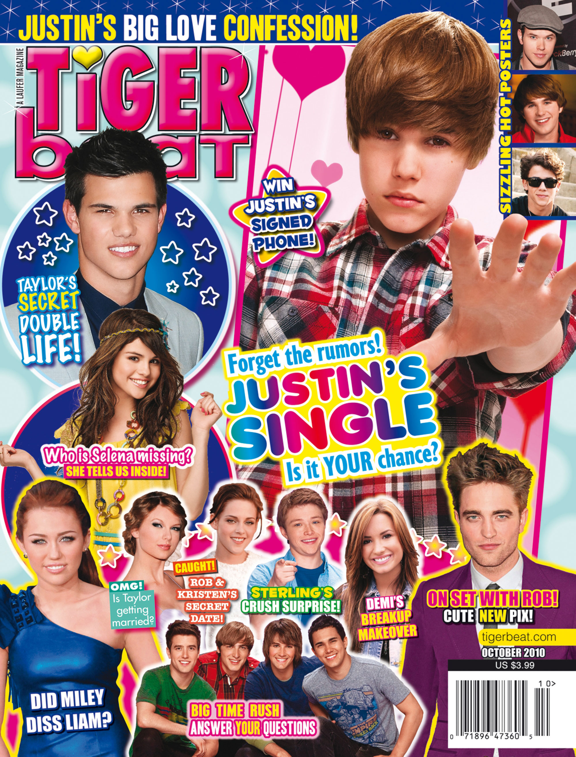 Women and advertising and teen magazines