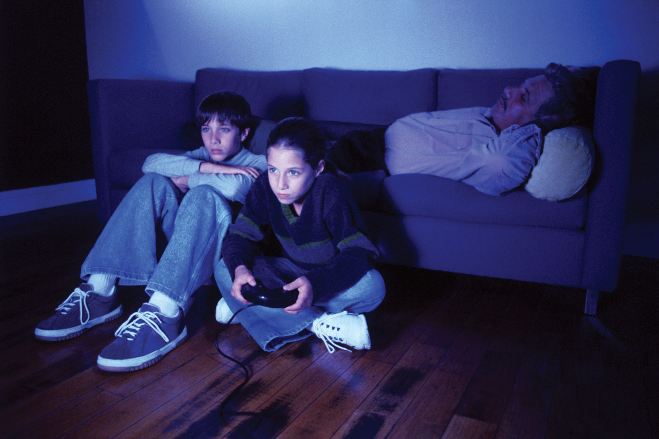 electronic games and entertainment