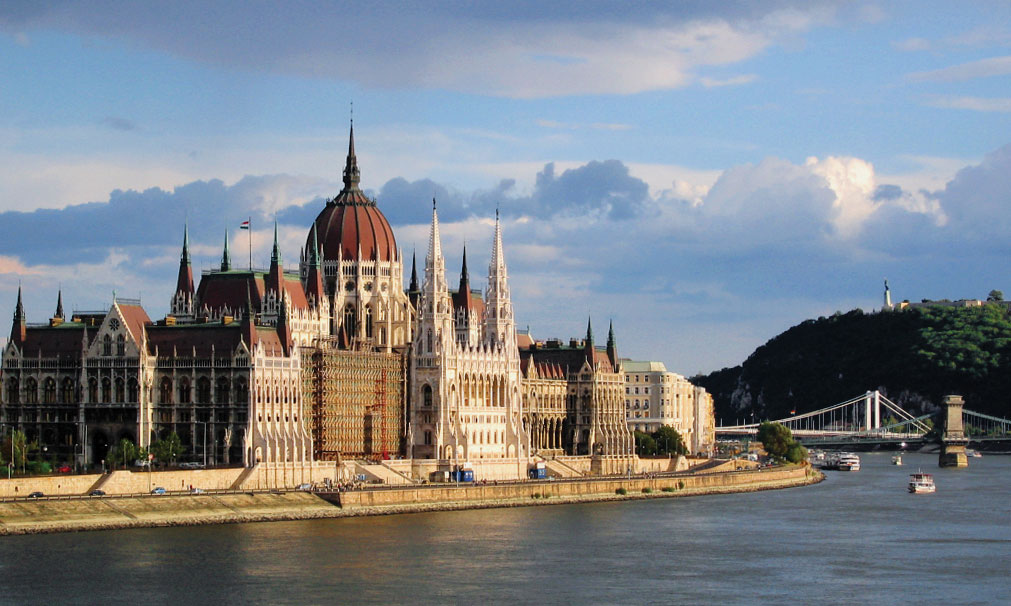 Things to see in eastern europe