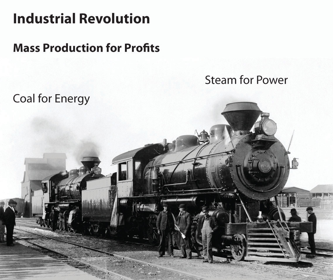 negative aspects of industrial revolution