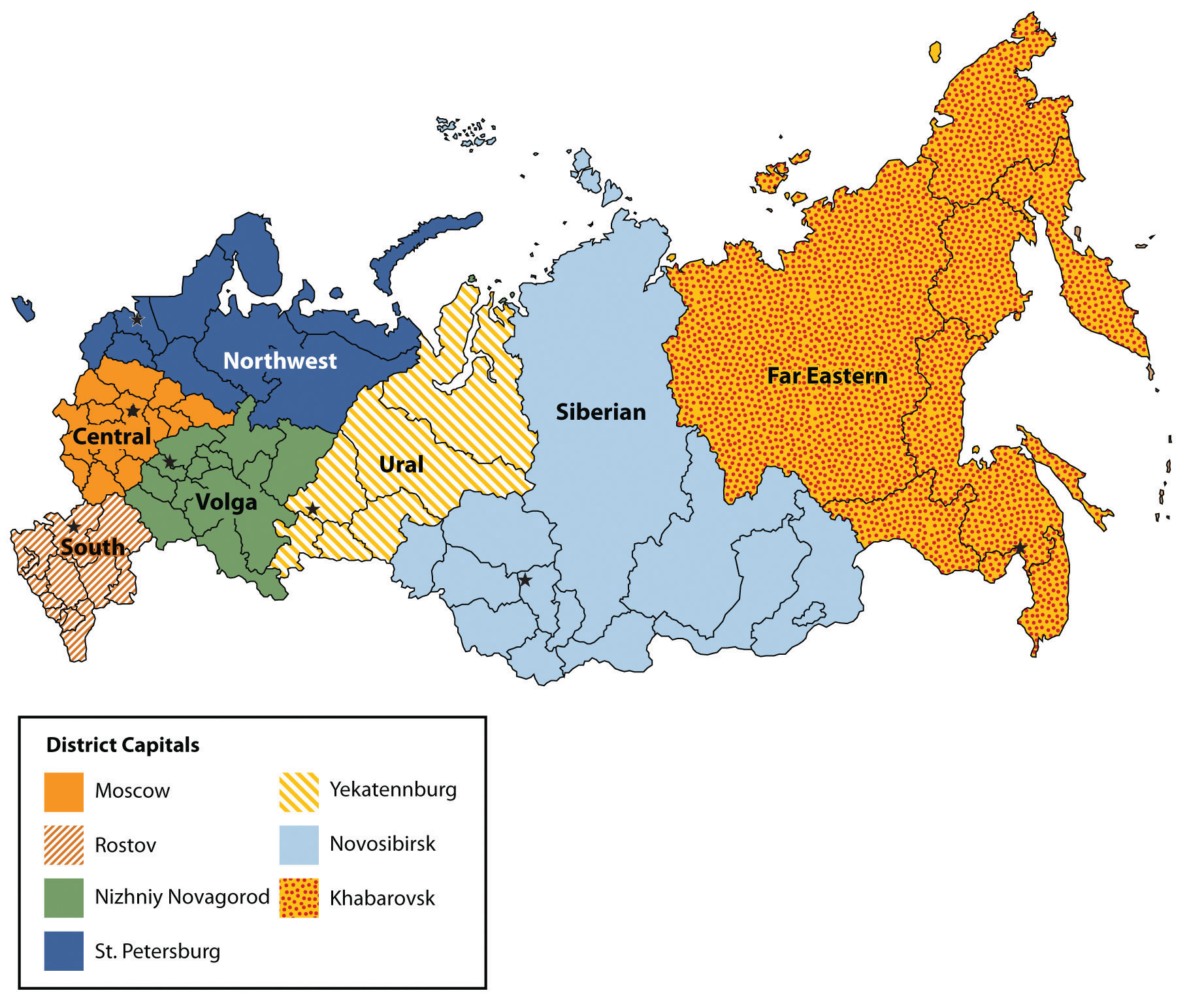 Russia - Russia location