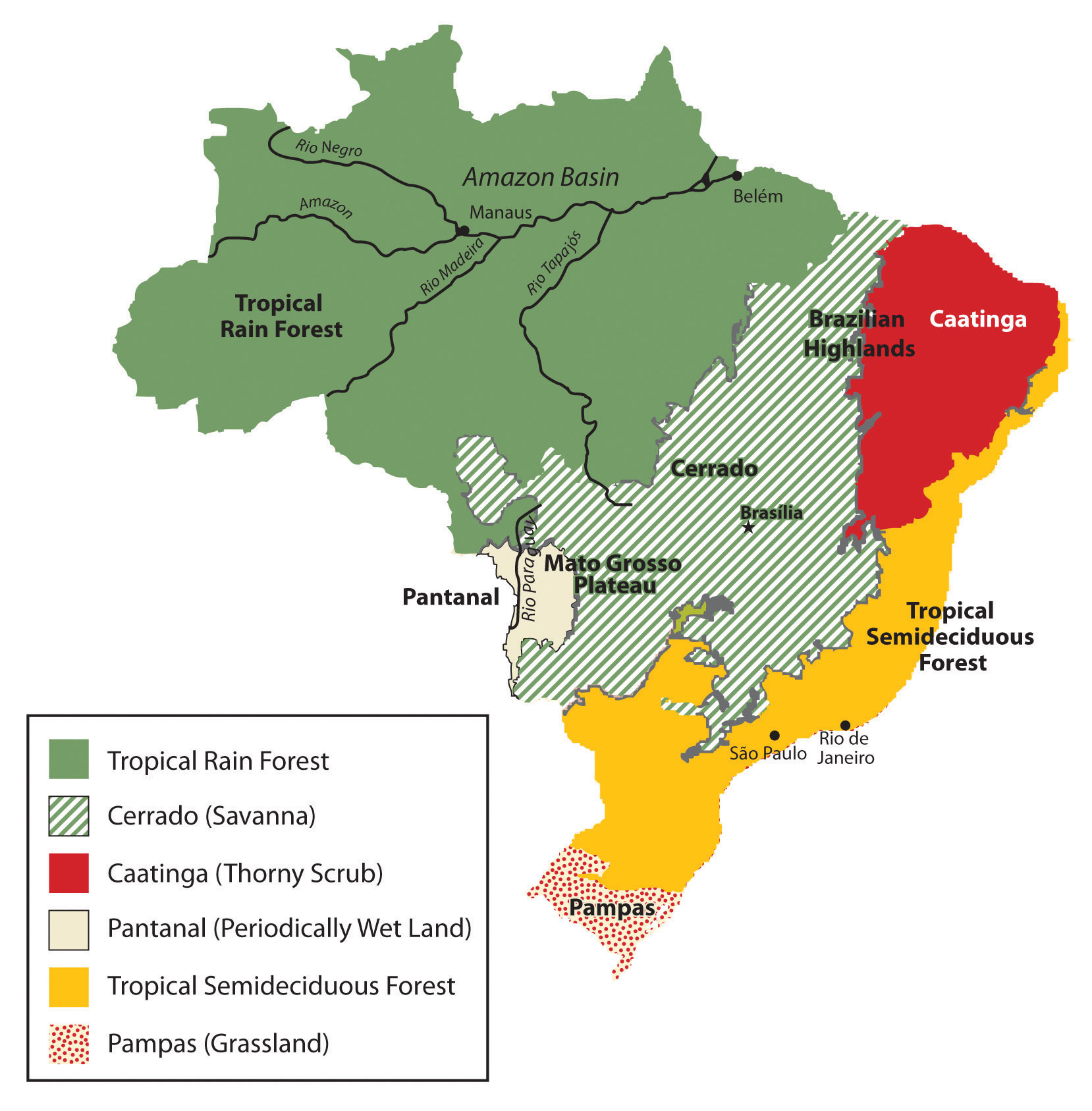 Amazon Basin Wikipedia South America These 7 Maps Shed Light On